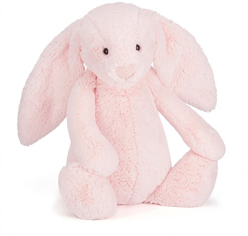 Jellycat  Bashful Hase Rosa Sehr Groß - 51cm