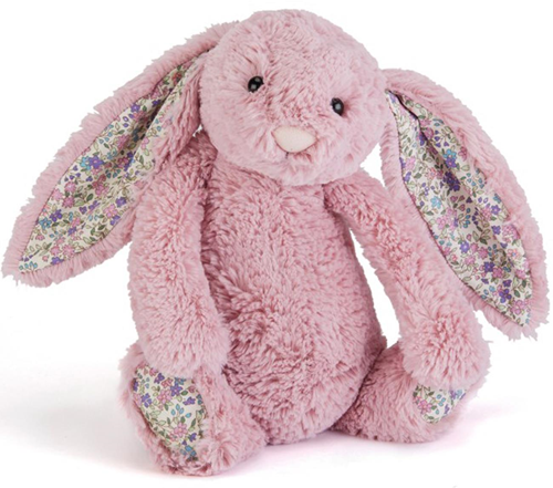 Jellycat  Bashful Hase Blossom Tulpe Klein - 18cm