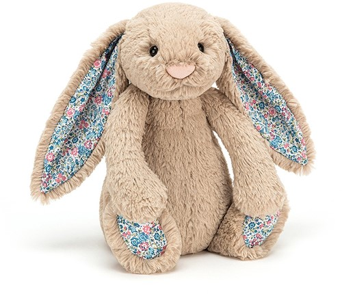Jellycat Hase Blossom Beige Klein 18cm