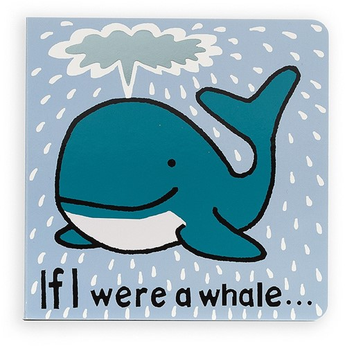 Jellycat If I were a Whale Buch - 15cm