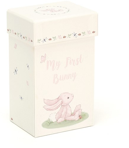 Jellycat Mein erster Hase Rosa - 19cm