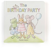 Jellycat The Birthday Party Book - 19cm