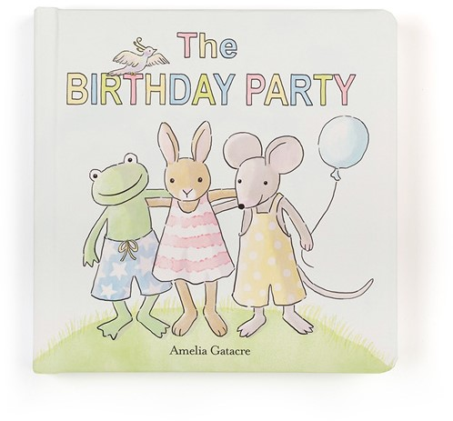 Jellycat The Birthday Party Buch - 19cm