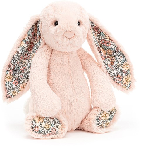 Jellycat Hase Blossom Rosig Mittelgroß - 31cm