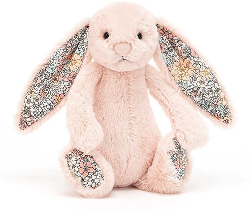 Jellycat Hase Blossom Rosig Klein - 18cm