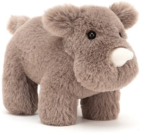 Jellycat Diddle Nashorn - 10cm