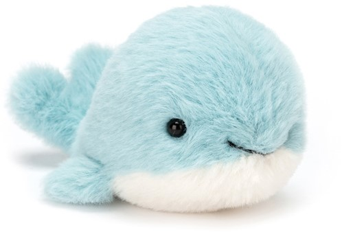 Jellycat Fluffy Wal 9cm