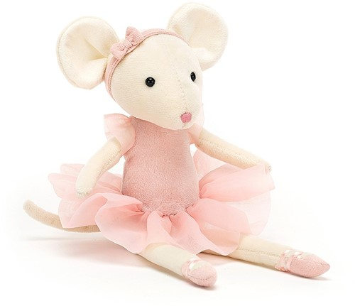 Jellycat Pirouette Maus Candy - 27cm