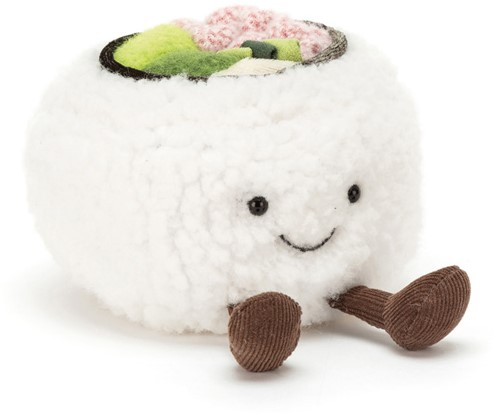 Jellycat Silly Sushi California 11cm