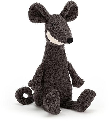 Jellycat Toothy Ratte - 36cm