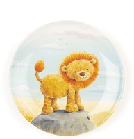 Jellycat The Very Brave Lion Melaminteller