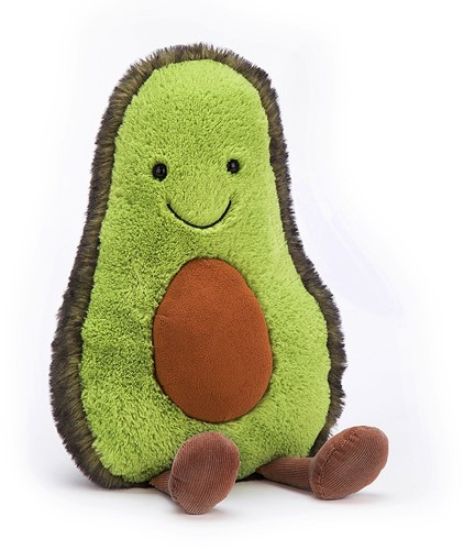 Jellycat Amuseable Avocado Sehr Groß 52cm