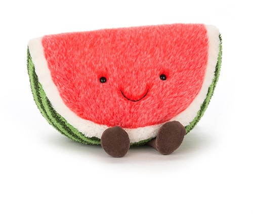 Jellycat Amuseable Wassermelone Sehr Groß 36cm