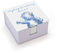 Jellycat Anything But Ordinary Memo Block