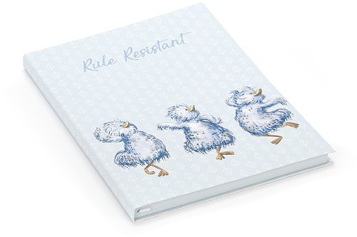 Jellycat Anything But Ordinary Rule Resistant Notizbuch
