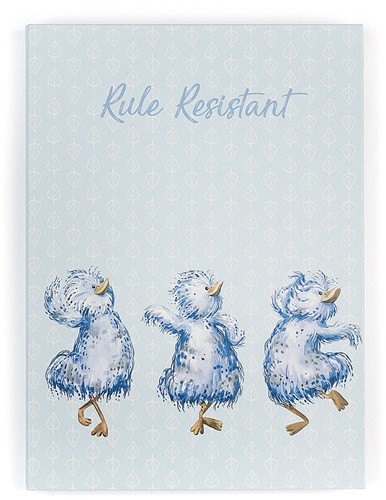 Jellycat Anything But Ordinary Rule Resistant Notizbuch-2