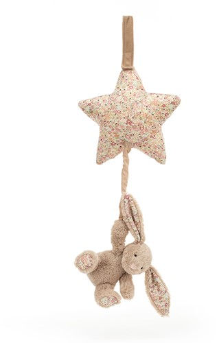 Jellycat Hase Blossom Beige Spieluhr - 28cm