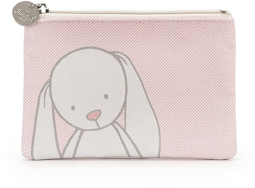 Jellycat Bashful Bunny Flat Bag Small