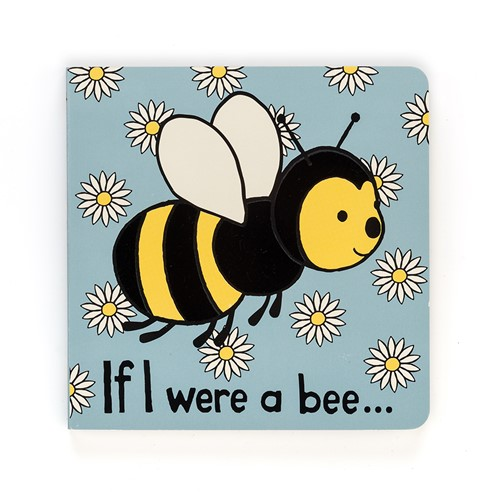 Jellycat If I were a Bee Buch - 15x15cm