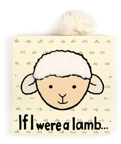 Jellycat If I were a Lamb Buch