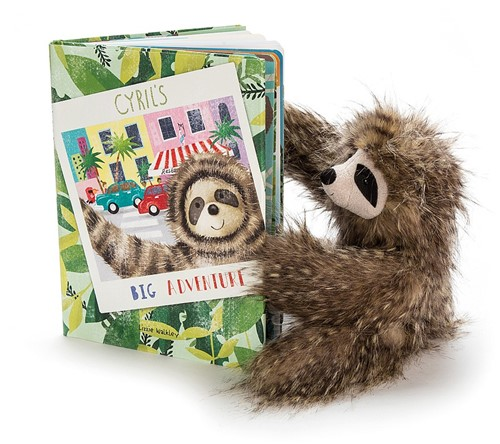 Jellycat Cyrils Big Adventure Buch-3