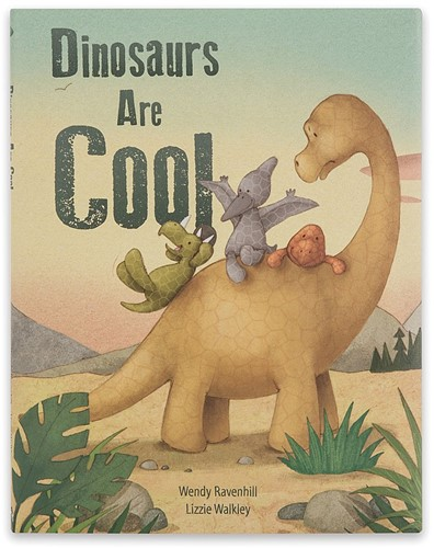 Jellycat Dinosaurs Are Cool Buch