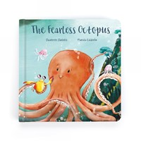 Jellycat The Fearless Octopus Buch