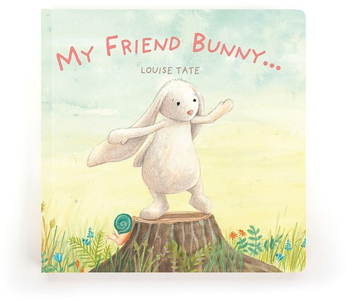 Jellycat My Friend Bunny Buch