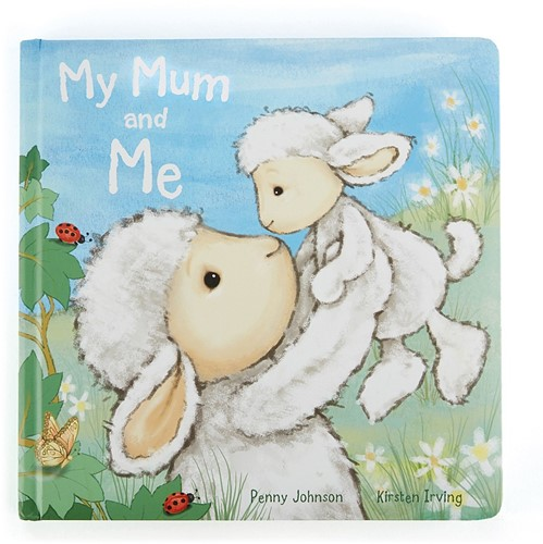 Jellycat My Mum and Me Buch