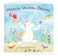 Jellycat Unicorn Dreams Buch