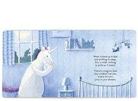 Jellycat Unicorn Dreams Buch-2