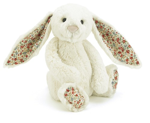Jellycat  Hase Blossom Cremefarben Groß - 36 cm