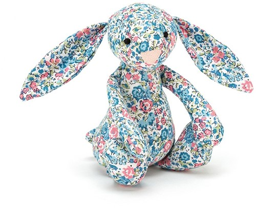 Jellycat Blossom Beige Hase Mini 13cm