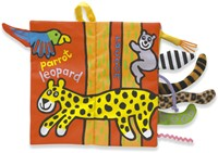 Jellycat Tails Jungly Buch - 21cm-2