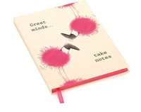 Jellycat Flaunt Your Feathers Great Minds Notizbuch Liniert
