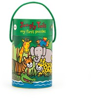 Jellycat Jungly Tails Puzzle