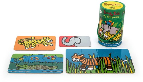 Jellycat Jungly Tails Puzzle-3