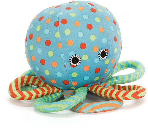 Jellycat Under the Sea Oktopus - 13cm